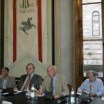 Davide Dettore, Volfango Lusetti, Ezio Benelli, Severino Saccardi, Paolo Francesco Pieri, Paolo Cioni