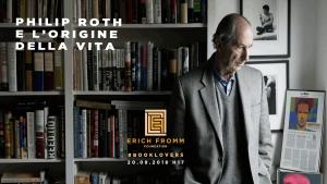 PHILIP ROTH E L'ORIGINE DELLA VITA #booklovers