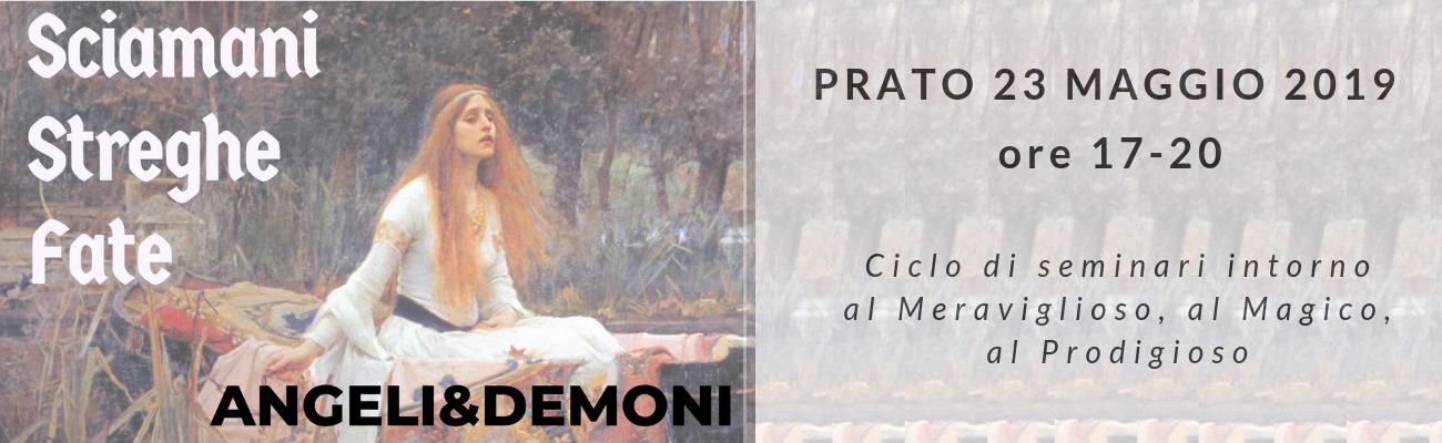 Angeli e Demoni - Sciamani, Streghe e Fate