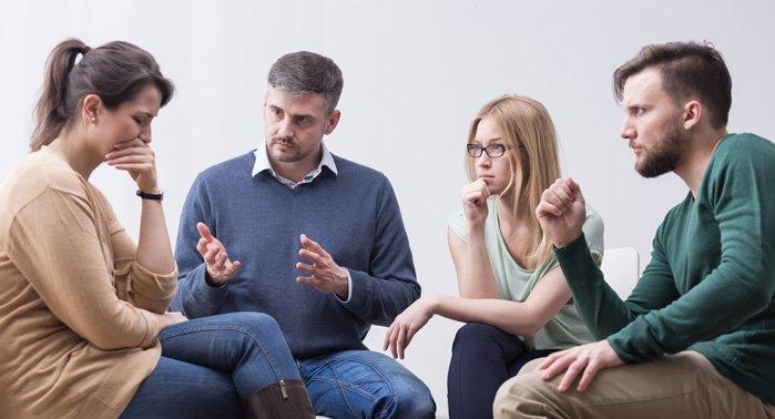 L'arte di ascoltare - gruppi di volontariato psicologico